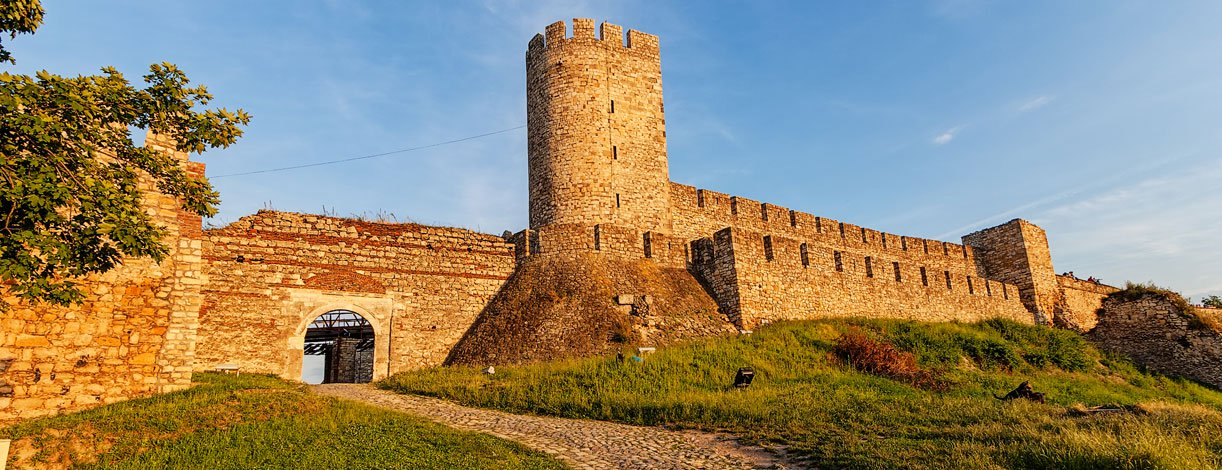 Belgrade fortress and Kalemegdan, Serbia
