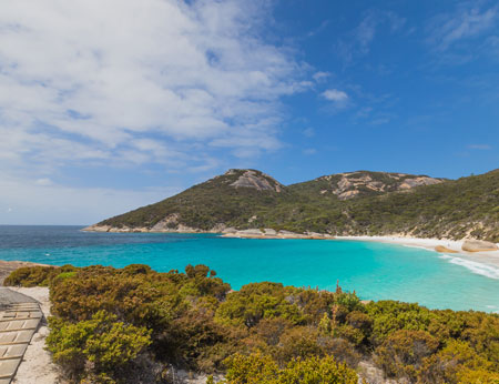 Little beach, Albany, Australia