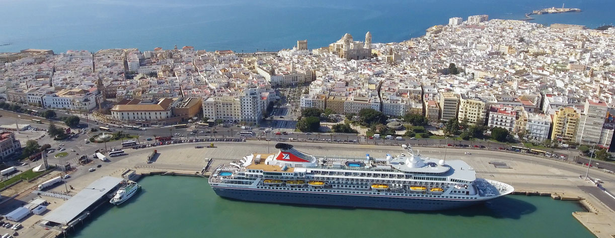 Balmoral in Cadiz, Spain