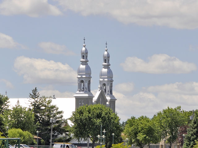 Saint-Pierre de Sorel church, Canada