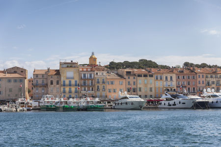 Saint Tropez harbour, Saint Tropez