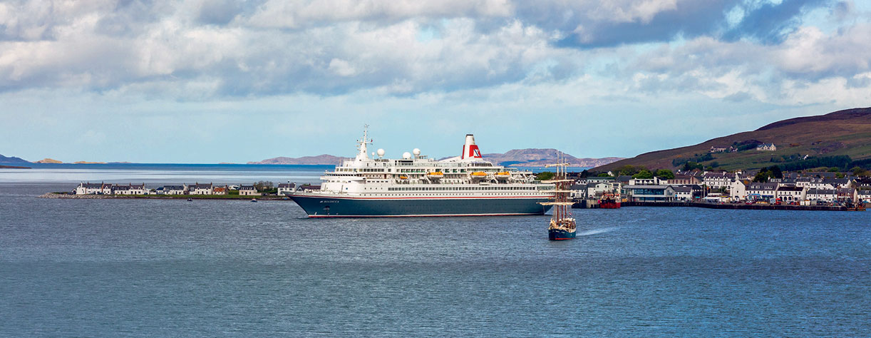 Boudicca in Ullapool, Scotland