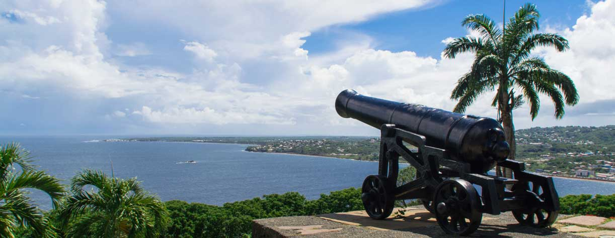 Fort King George, Trinidad & Tobago