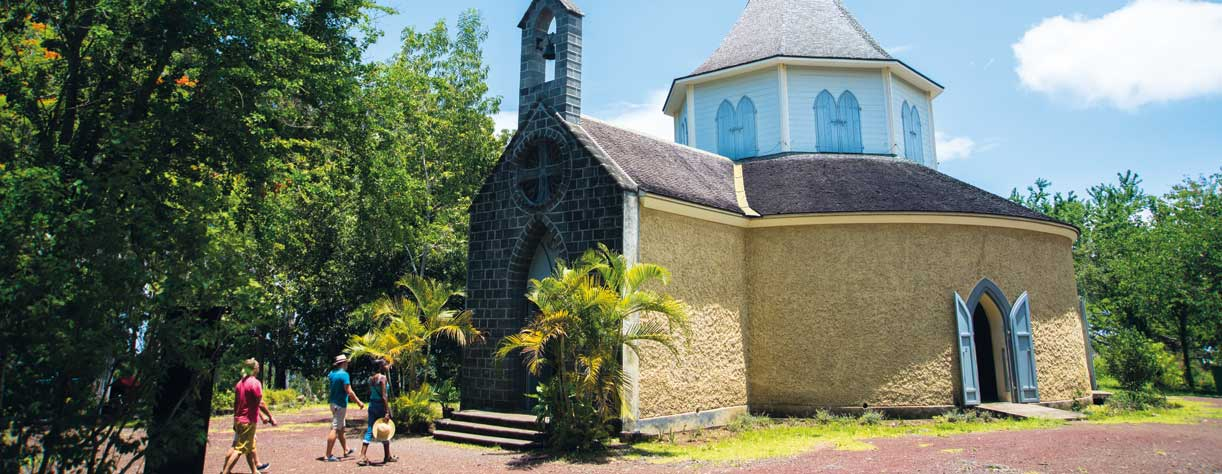 Church in Reunion, Reunion Islands