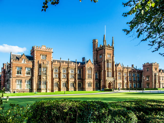 The Queen's University, Belfast, Ireland