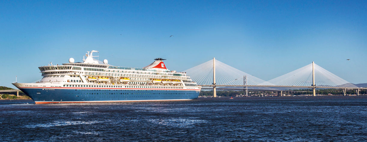 Balmoral in Rosyth, Scotland