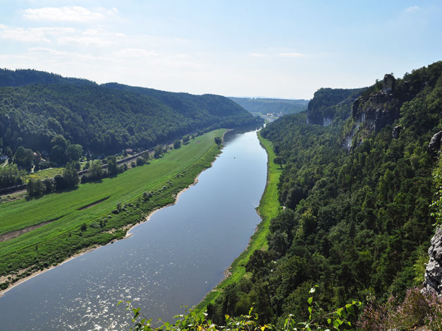 River Elbe, Germany
