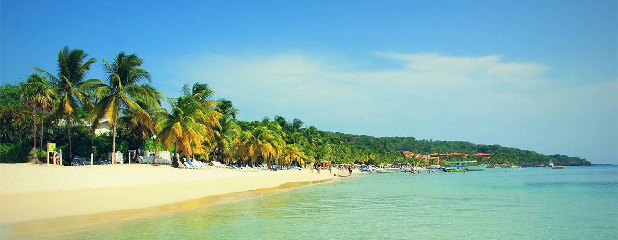 Roatan Island (Bay Islands) Honduras