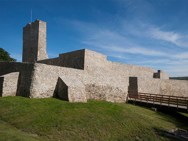 Medieval fortress of Drobeta Turnu Severin