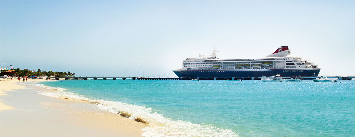 Braemar in Grand Turk, Caribbean