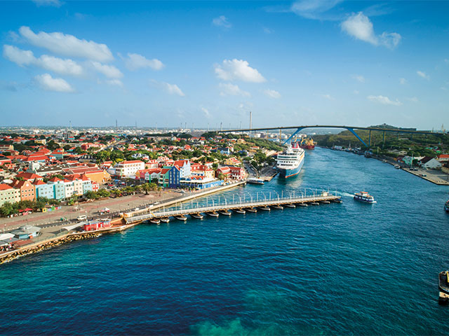 Braemar in Willemstad, Caribbean
