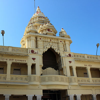 Ghandi's birthplace, Porbandar