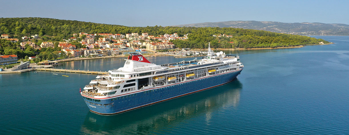 Braemar in Argostoli, Greece