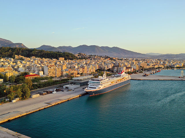 Braemar in Patras, Greece