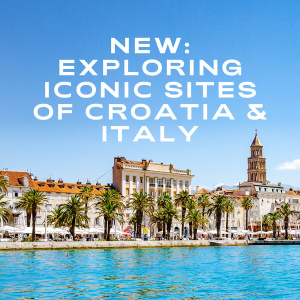 Exploring Iconis Sites of Croatia & Italy