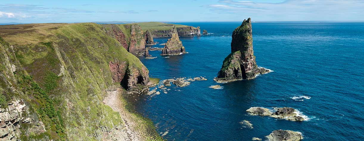 Duncansby Sea Stacks